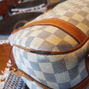 Louis Vuitton Bags - Authentic Louis Vuitton Damier Azur Stresa GM